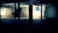Abandoned Warehouse video