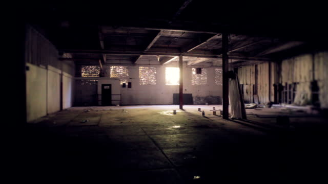 Abandoned Warehouse video