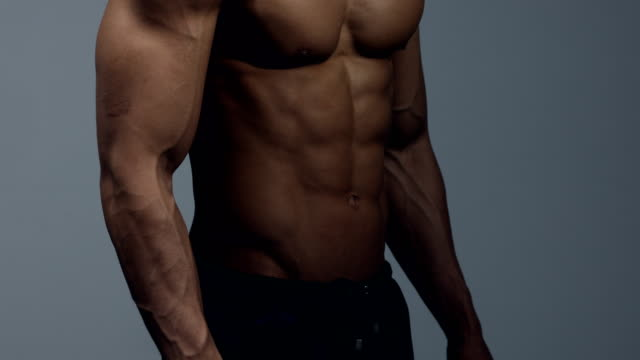 Abdominal Muscles on Display 5 video