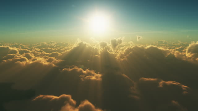 Above the clouds video