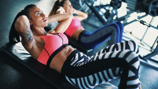 Abs workout. video