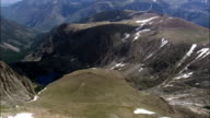Absaroka Range  - Aerial View - Montana, Park County, United States video