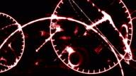 Abstrack Formulas 4K Background video