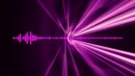 Abstract Audio Spectrum video
