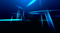 Abstract Background Blue Motion HD video