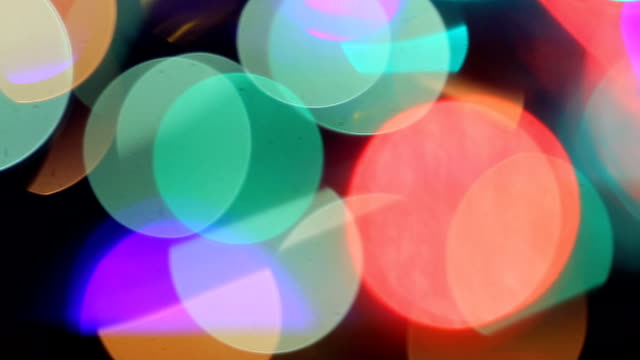 Abstract background, Boke- HD VIDEO video