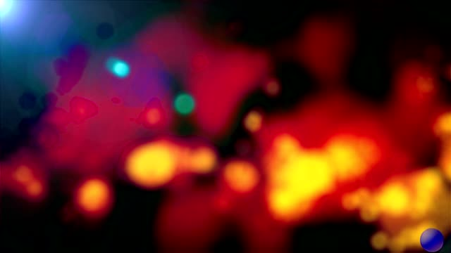 Abstract Background, Christmas, Lens Flare, Holidays video