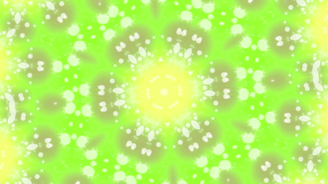 Abstract background in Yellow Green tones video