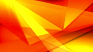 Abstract background origami video