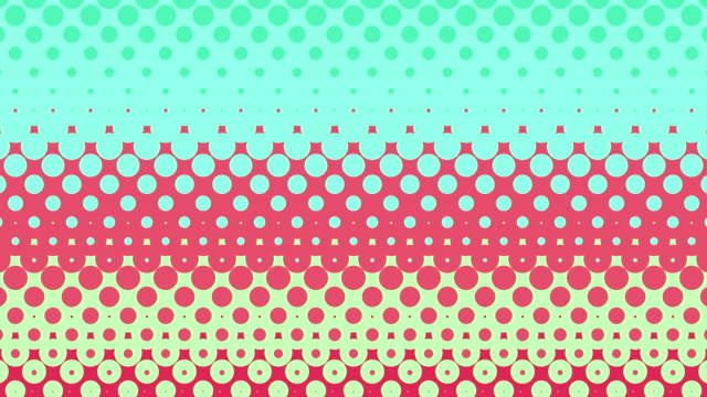 Abstract background seamless loop with Pastel Color Style. video