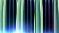 abstract background with black and white vertical lines loop video