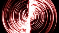Abstract background with swirl particles video