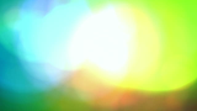 Abstract blured colorful background video