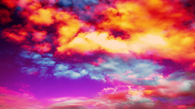 Abstract Clouds. HQ 1080P 4:4:4. Clean video