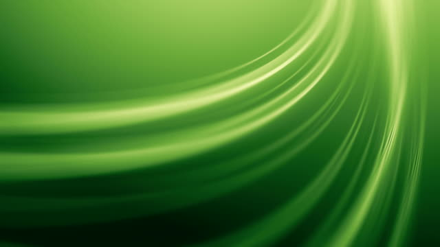 Abstract Curves Green (Loopable) video