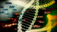 Abstract Digital DNA. video