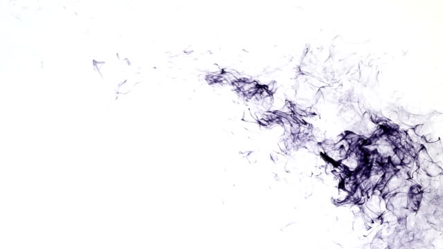 Abstract forms.Shooting on a white background. video