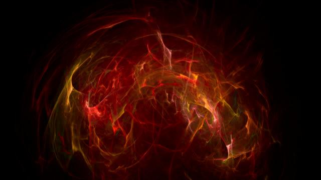 Abstract Fractal Loop 1080p video