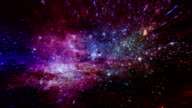 Abstract Galaxy Nexus Loop video