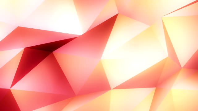 abstract geometric background peach video