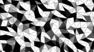 HD : Abstract Geometric Shape Background Loop-able. video