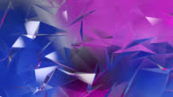 Abstract geometrical background-HD video