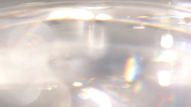 Abstract glass background video