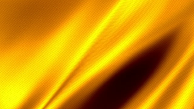 Abstract Gold Satin 3D Video Background video