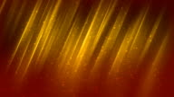 Abstract gold video background. LOOP video
