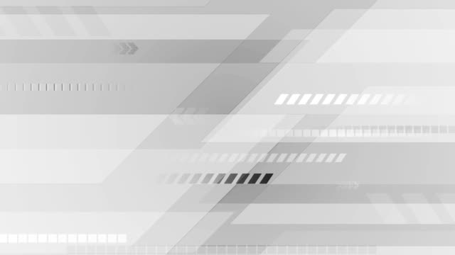 Abstract grey technology video animation video