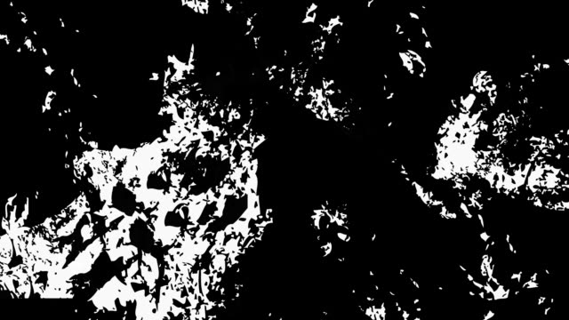 Abstract Grit and Grime Background Loop video