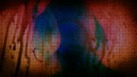 DJ Abstract + Headphones (HD Loop) video