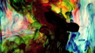 HD: Abstract Ink video