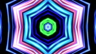 Abstract Kaleidoscope background video