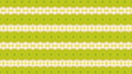 Abstract kaleidoscopic pattern in green and yellow colors. video