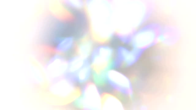 Abstract light spectrum background video