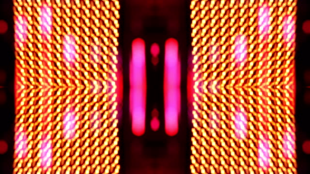 abstract light video