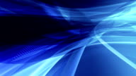 Abstract motion background video