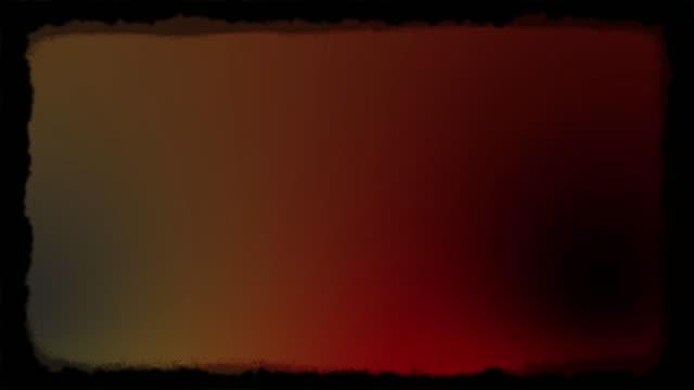 Abstract noise film burn 4k video