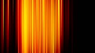 Abstract orange stripes video