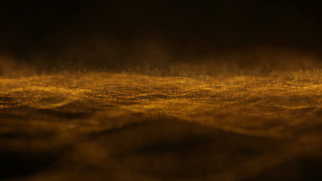 Abstract particles background,loop video