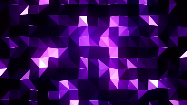 Abstract Purple Background (Loopable) video