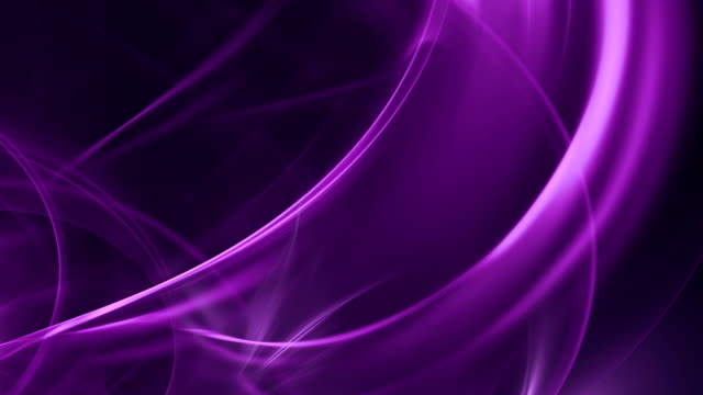 Abstract Purple Curves (Loopable) video