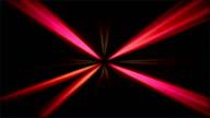 abstract rainbow beam video