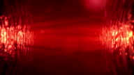 Abstract red background video