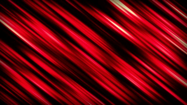 Abstract rotating background in red video
