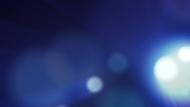 Abstract shining particles background, loopable. video