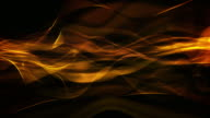 Abstract Slow Motion Flame Background Loop video