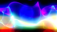 Abstract smoke loopable background video