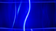 abstract soft blue background seamless loop video